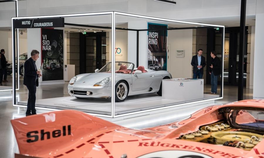 70 Jahre Porsche im VW Group Drive Forum Berlin