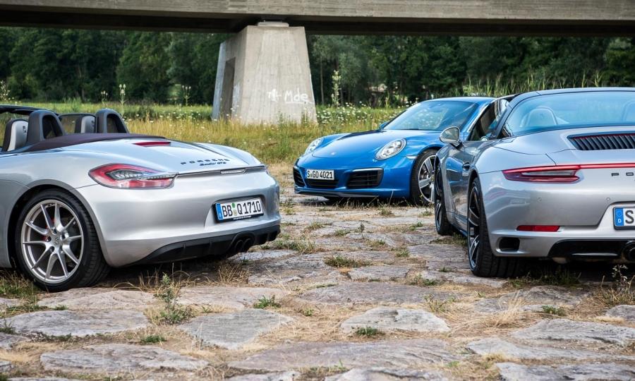 70 Jahre Porsche Sportwagen: gibt es den