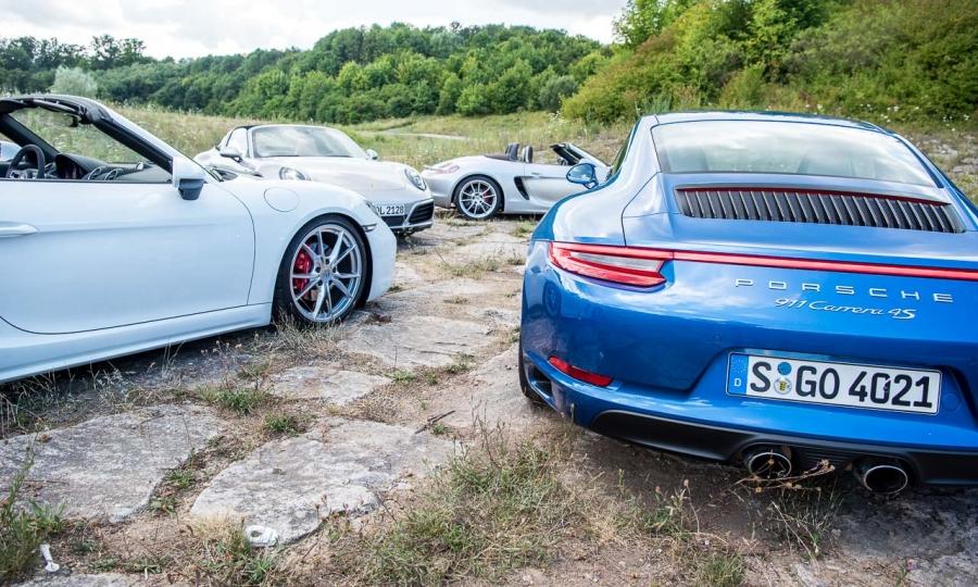 """70 Jahre Porsche Sportwagen: gibt es den """"echten"""" Porsche eigentlich?"""