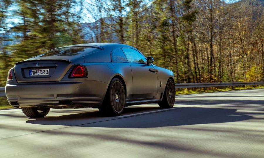 Alle Bilder des Breitbau-Rolls-Royce