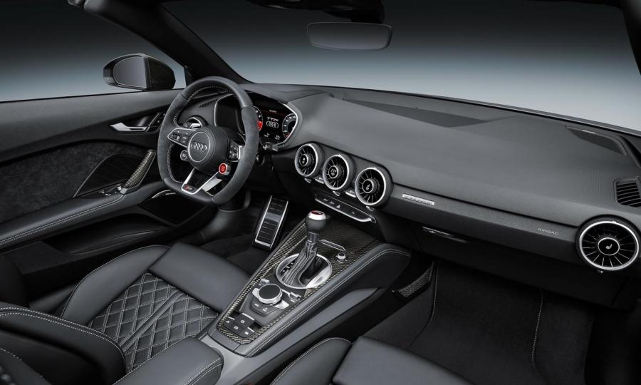 Audi TT RS (2017)