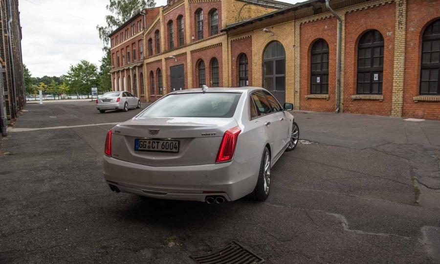 Cadillac CT6 im Test