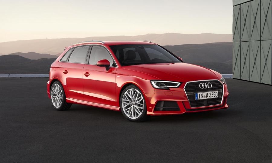 Facelift Audi A3 und S3