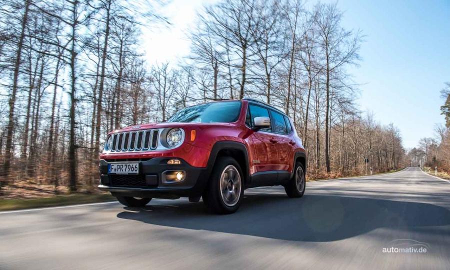 Fahrbericht Jeep Renegade Limited
