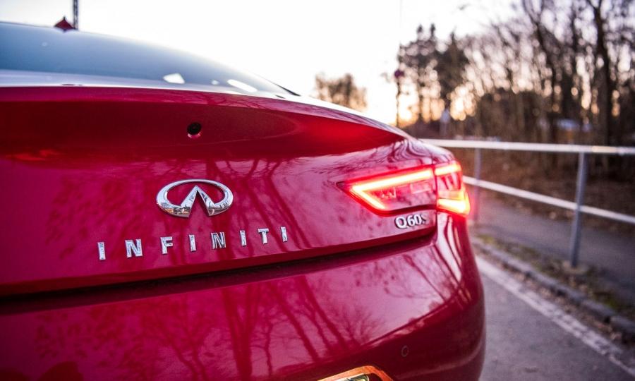 Infiniti Q60 S im ersten Fahrbericht