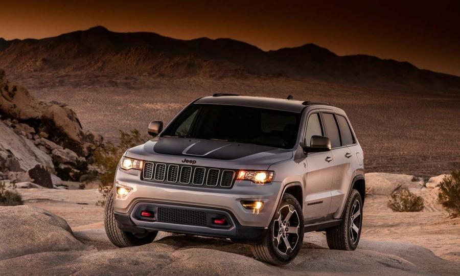 Jeep Grand Cherokee Trailhawk (2017)