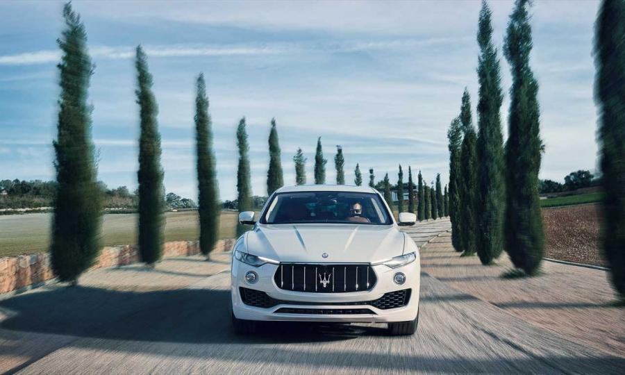 Maserati Levante (2017)