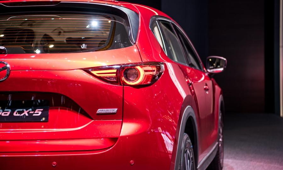 Mazda CX-5 auf dem Autosalon Genf 2017