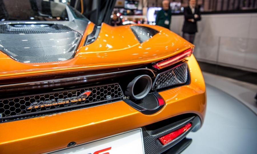 McLaren 720S auf dem Genfer Autosalon 2017