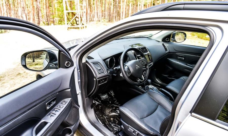 Mitsubishi ASX 2.2 DI-D 4WD