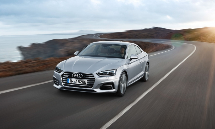 Neuer Audi A5 (2017)