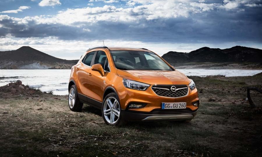 Neuer Opel Mokka X