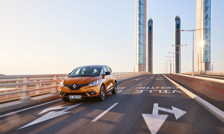 Neuer Renault Scénic und Grand Scénic