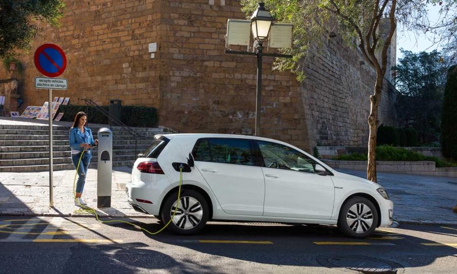 Neuer VW e-Golf