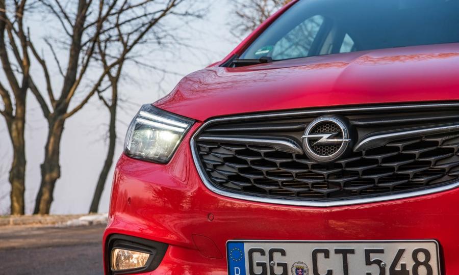 Opel Mokka X im Test