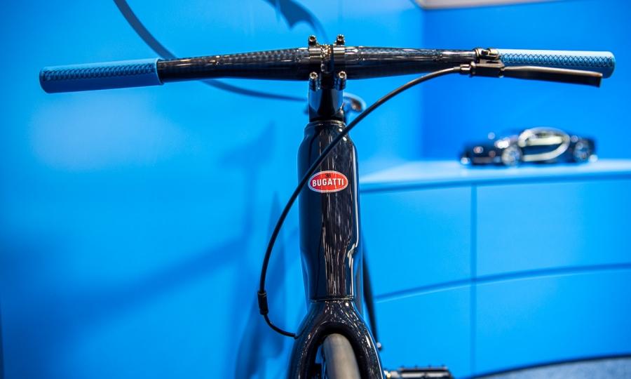 PG Bugatti Bike für 81.000 Euro