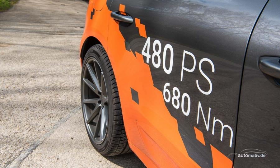 Porsche Macan Turbo von RaceChip