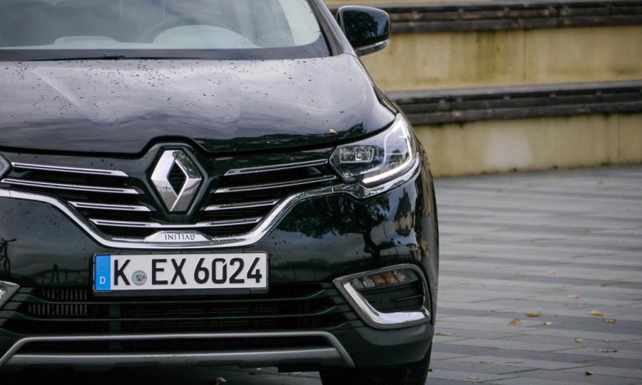 Renault Espace im Test