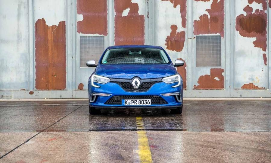 Renault Mégane GT im zweiten Test