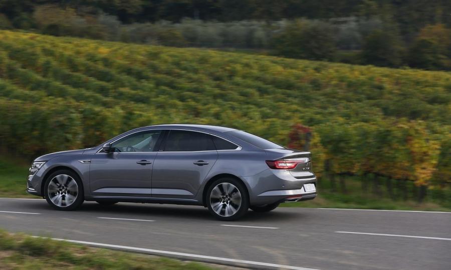 Renault Talisman Initiale Paris im Test