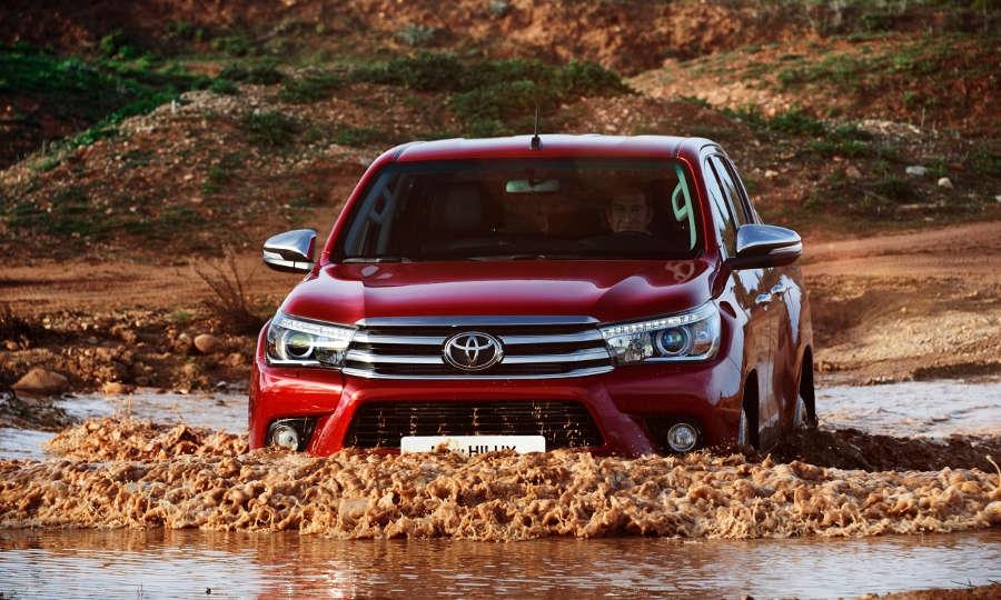 Toyota Hilux (2016): der beliebteste Pick-Up der Welt