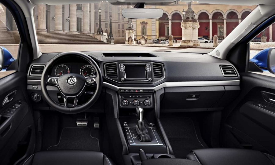 VW Amarok V6 Aventura im Test