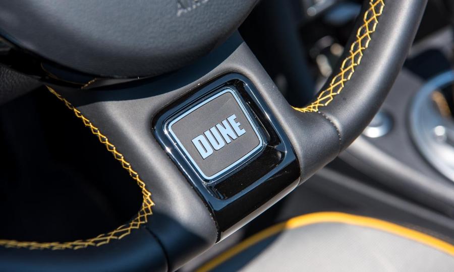 VW Beetle Dune (2017)