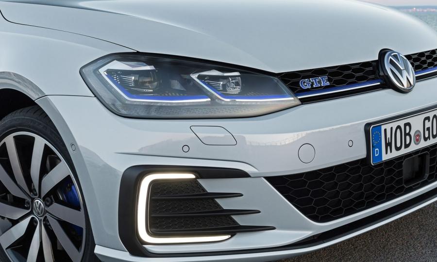 VW Golf GTE 2017 im ersten Test