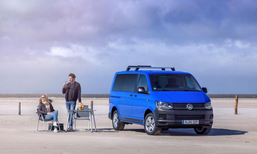 VW Multivan Freestyle