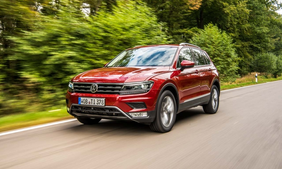 vw tiguan 2 0 tdi 150 ps im test gro mutters. Black Bedroom Furniture Sets. Home Design Ideas