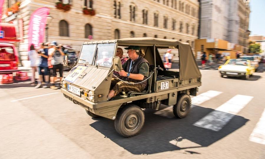 Vienna Classic Days 2016 - Die Teilnehmer