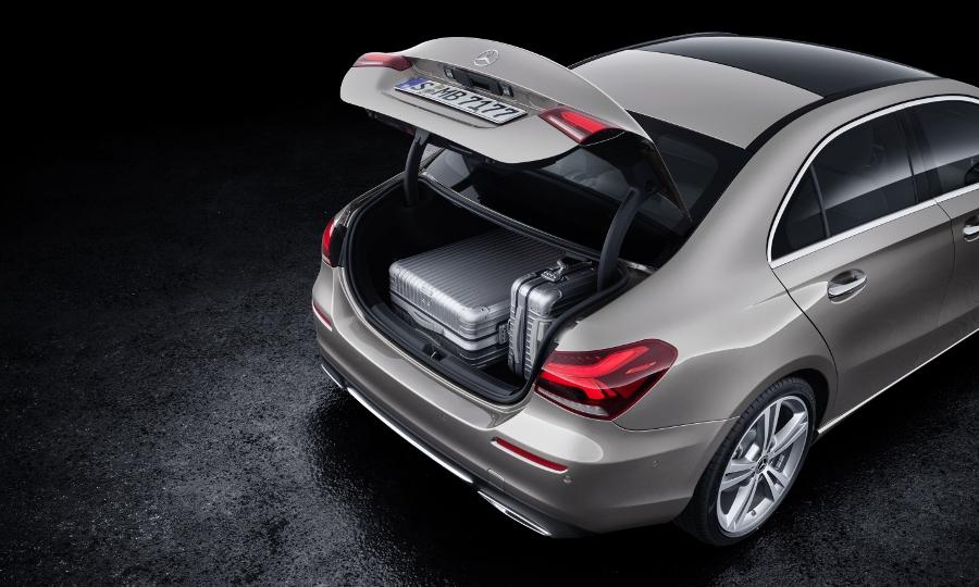 Daimler A-Klasse Limousine (2018)