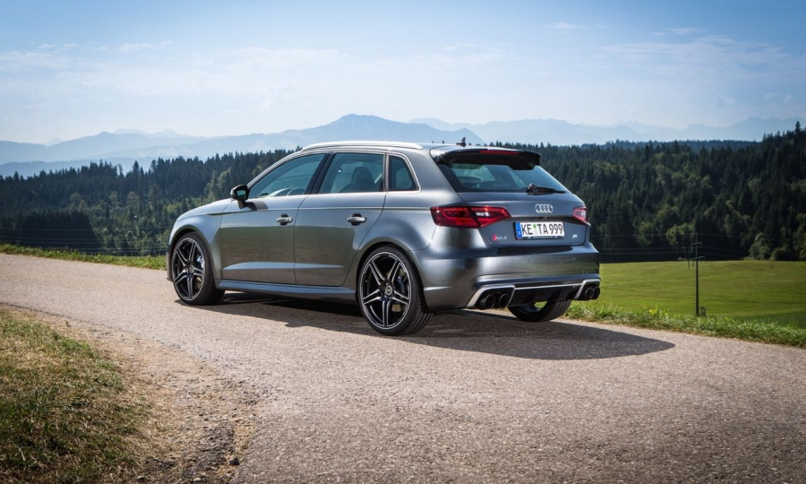 ABT Audi RS3 mit 430 PS