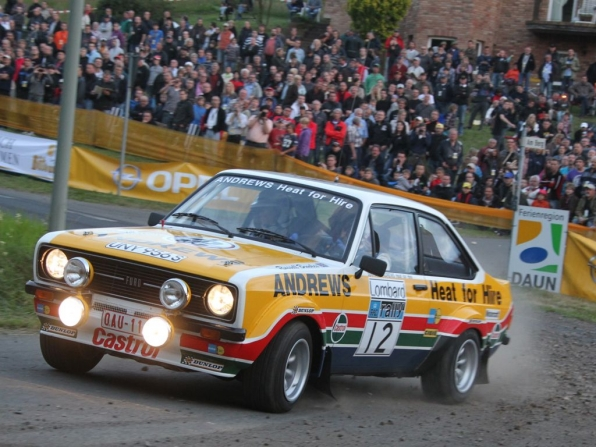 ADAC Eifel Rallye Festival (2012)