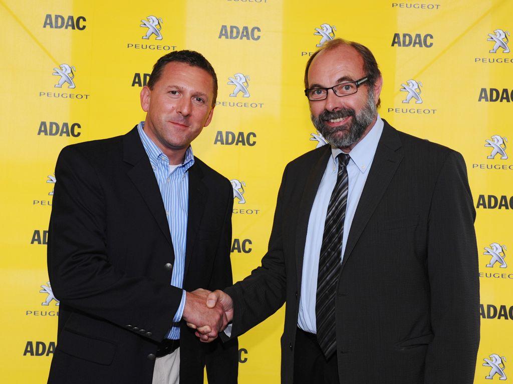 ADAC künftig auch mit Peugeot unterwegs