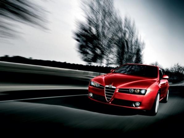 Alfa Romeo 159 (2012)