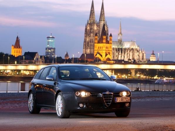 Alfa Romeo 159 Sportwagon (2012)