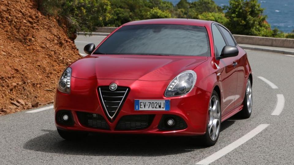 Alfa Romeo Quadrifoglio Giulietta