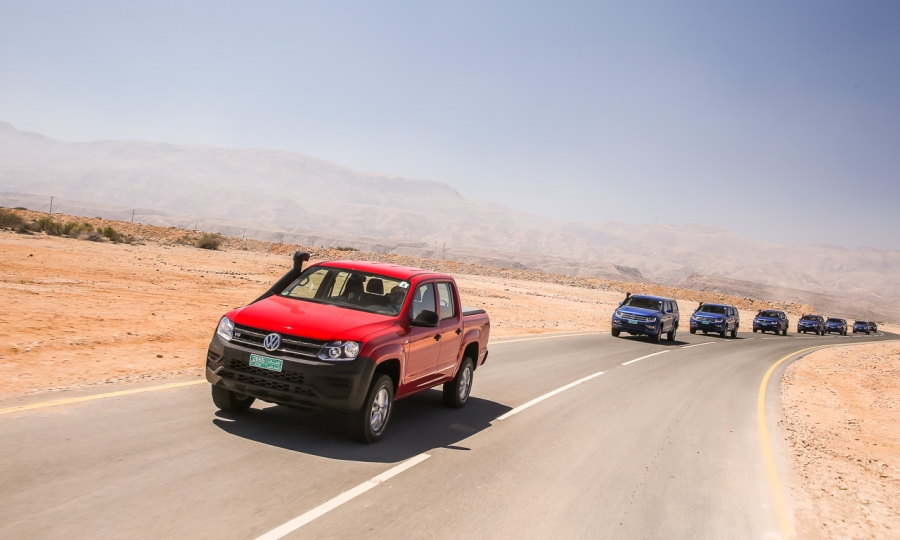 Amarok Adventure Tour 2018 Oman