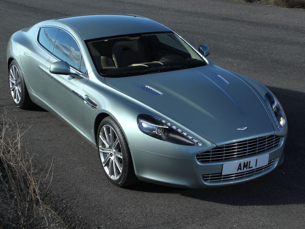 Aston Martin Rapide (2011)