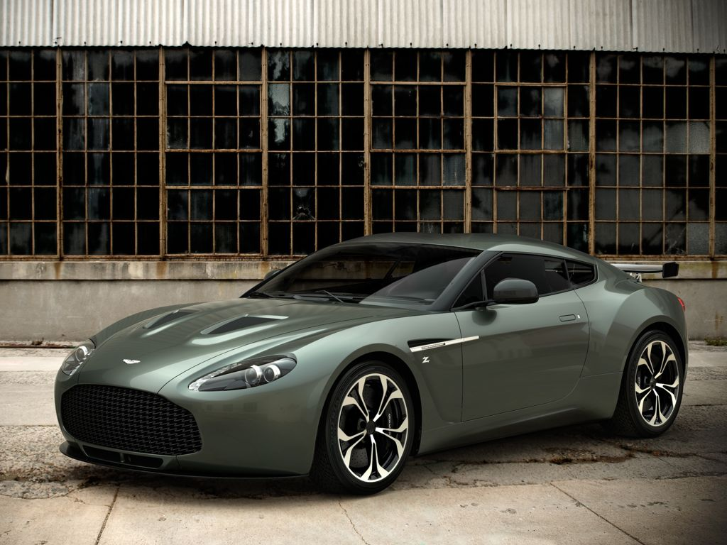 Aston Martin V12 Zagato (2011)