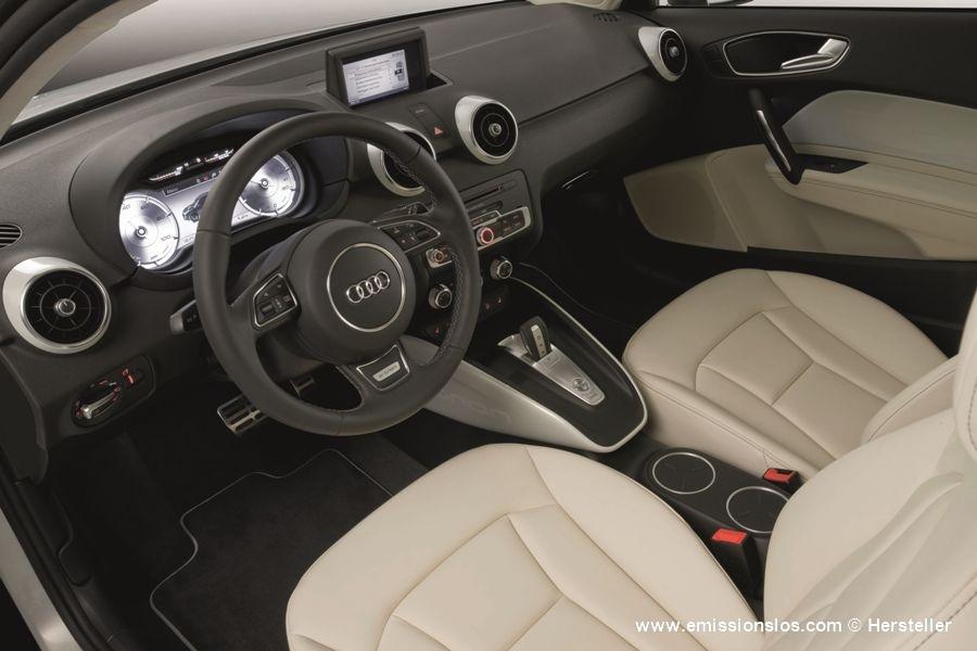 Audi A1 E Tron 2010