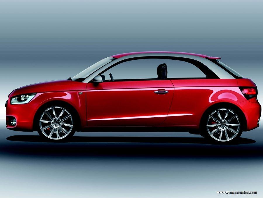 Audi A1 Metroproject Quattro 2007