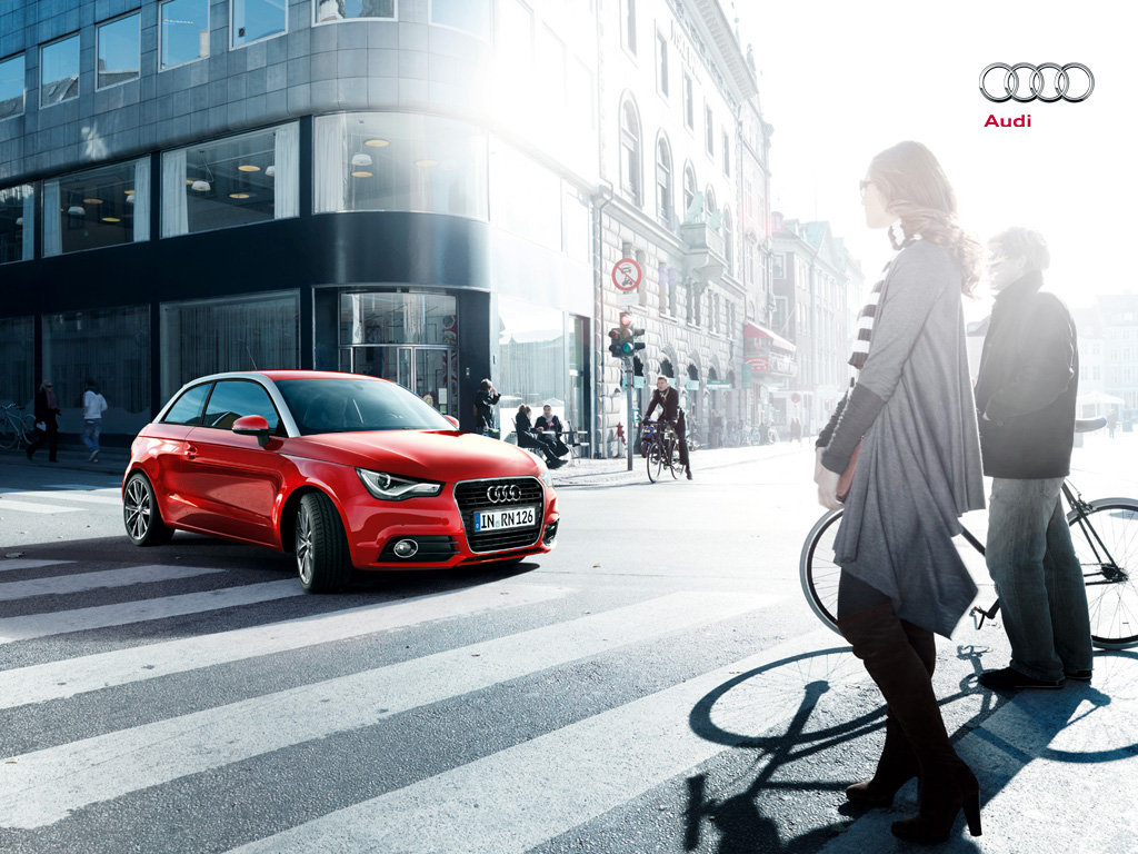 Bildergalerie Audi A1
