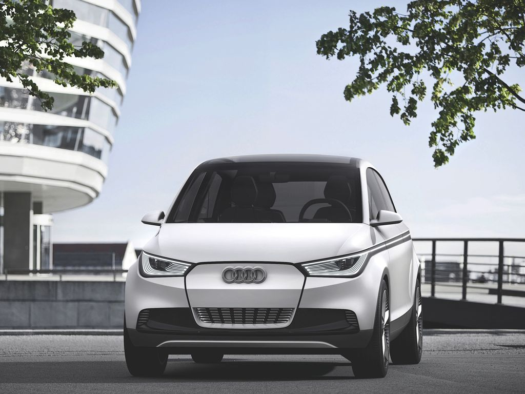 Audi A2 Concept Bilder (2011)