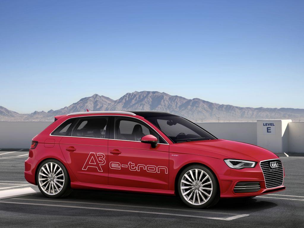 Audi A3 e-tron (2013)