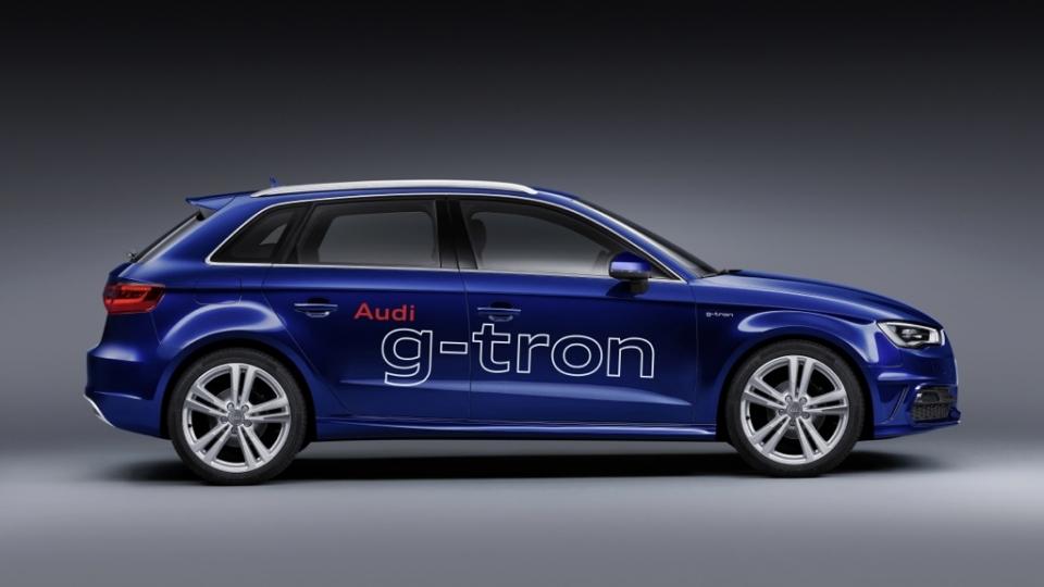 Audi A3 g-Tron (2014)