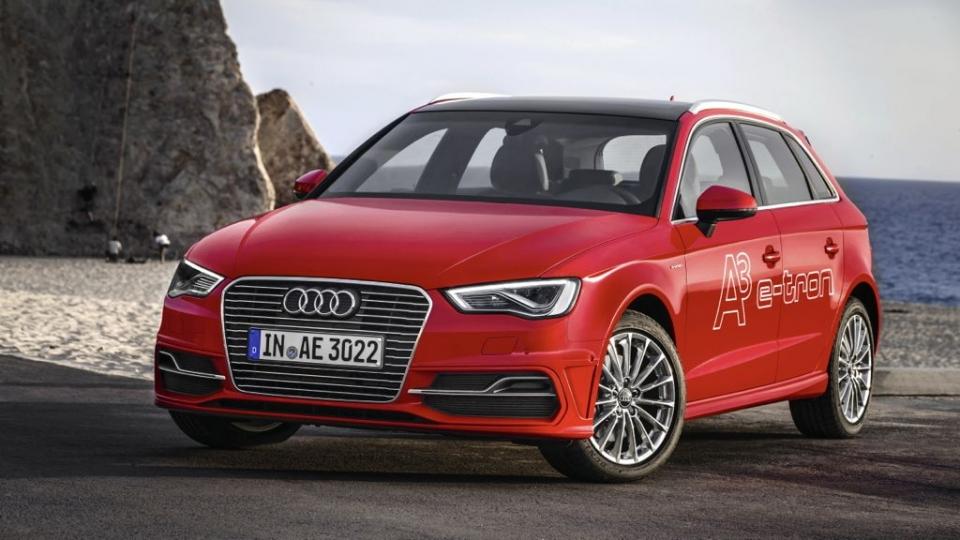 Audi A3 Sportsback e-tron (2014)