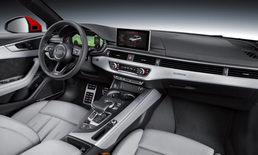 Audi A4 Avant (2016)