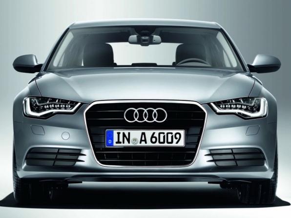 Audi A6 Hybrid (2012)